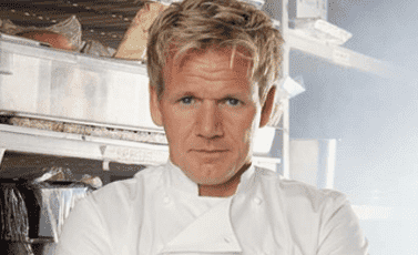 celebrity patient Gordon Ramsey
