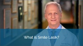 What is Smile Lasik