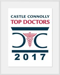 Castle Connolly Award for Top Lasik Doctors 2017